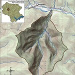 Map of Fox Hollow Creek
