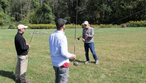 Fly Fishing Instruction 9-2019
