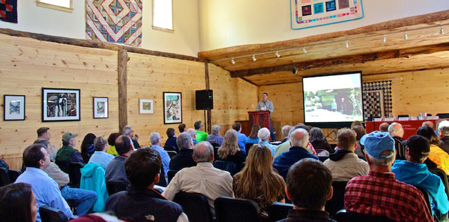 2013 Watershed Conference at the Ashokan Center