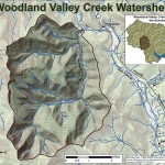Map of Woodland Valley