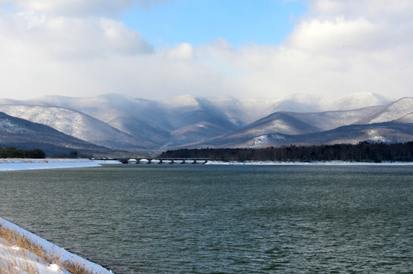 Ashokan Reservoir. Photo by E. Ostapczuk