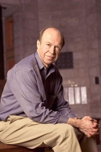 Dr. James Hansen, Columbia University Climatologist will be speaking locally on February 6, 2020.