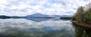 Ashokan Reservoir. Photo by Allison Lent