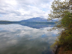 Ashokan Reservoir. Photo by Allison Lent.