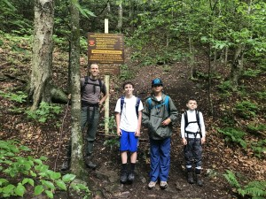 Join AWSMP for series of youth hikes this summer